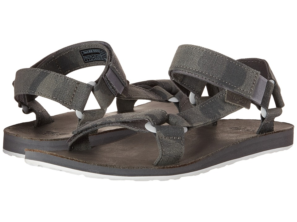 Teva Original Universal Brushed Canvas (Grey) Men