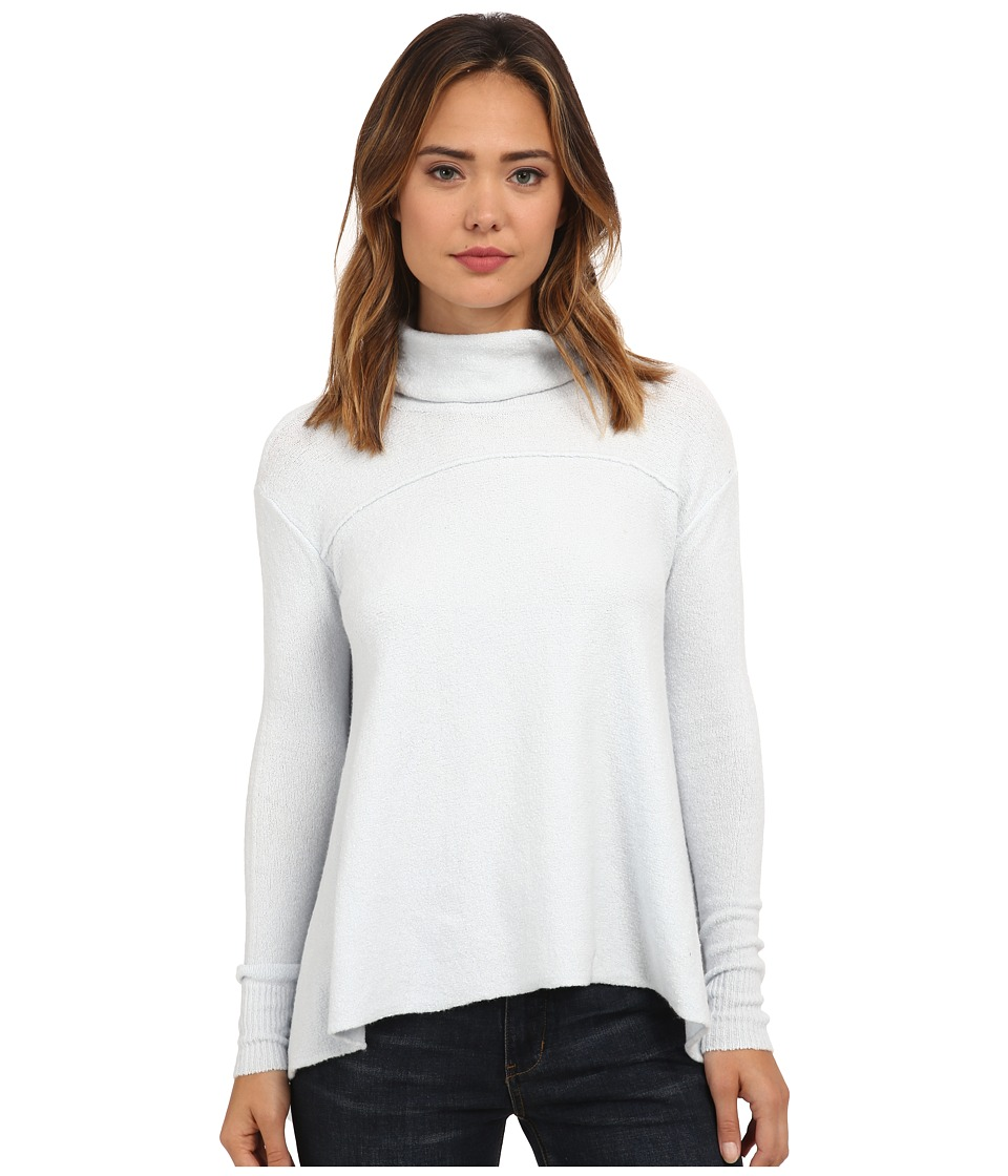 Free People - Drape Drape Top (Ice) Women's Sweater