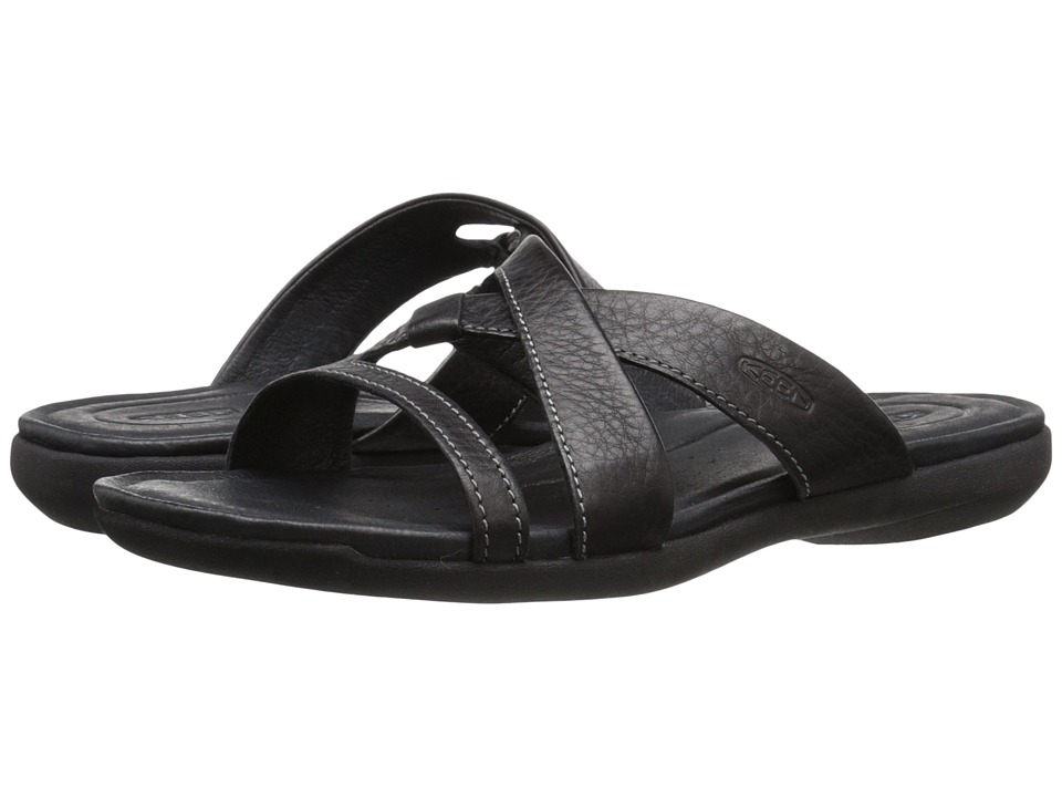 Keen - Rose City Slide (Black) Women's Sandals