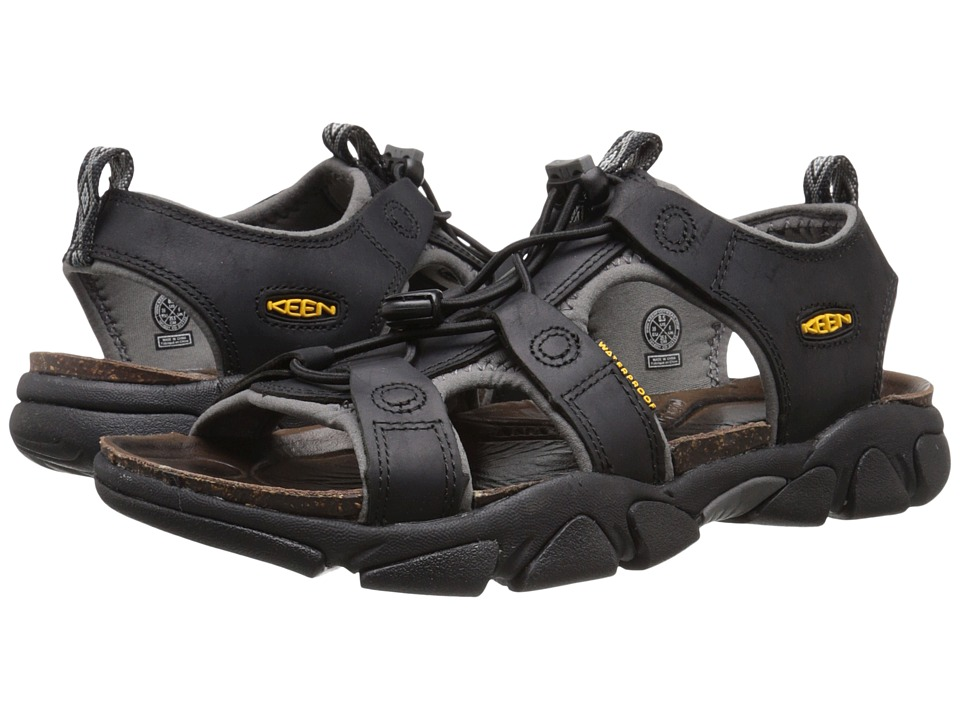 Keen - Sarasota (Black/Gargoyle) Women's Sandals