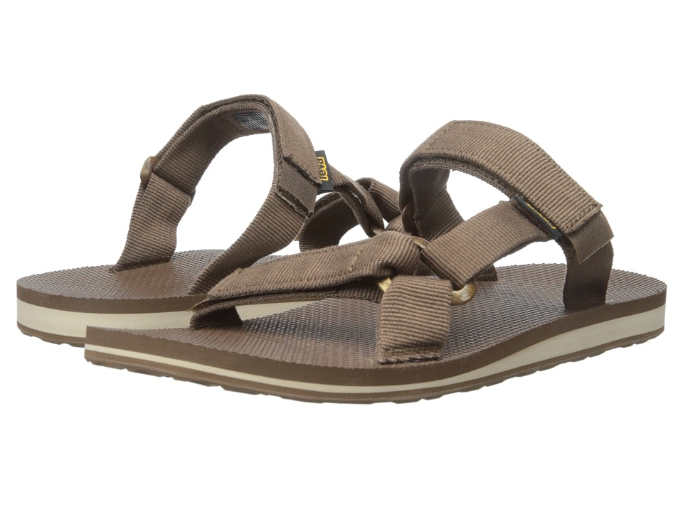 Teva - Universal Slide (Dark Earth) Men