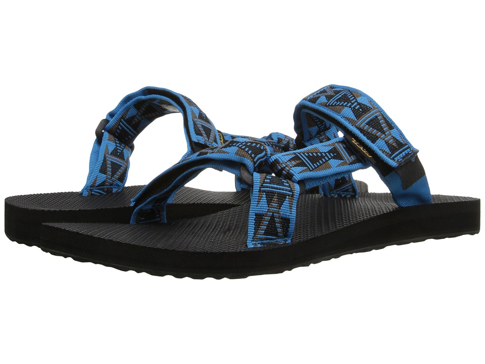 Teva - Universal Slide (Mosaic Blue) Men's Sandals