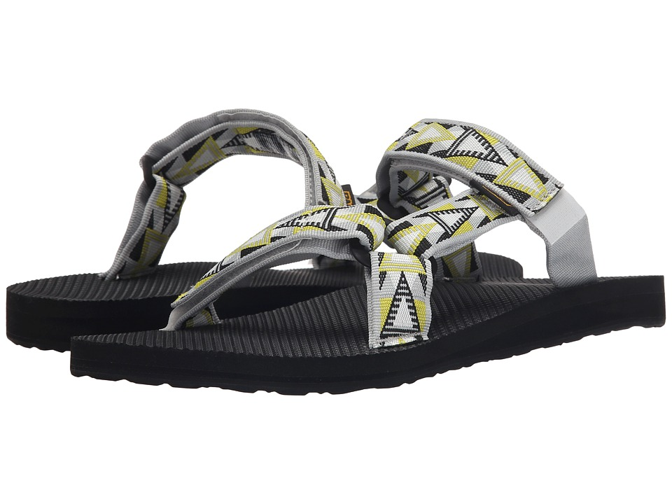 Teva - Universal Slide (Mosaic Grey) Men's Sandals