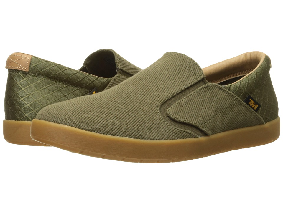 Teva Sterling Slip-On (Olive) Men