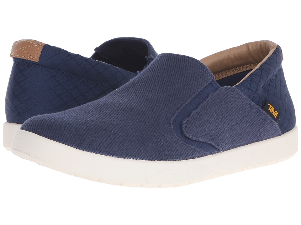 Teva Sterling Slip-On (Navy) Men