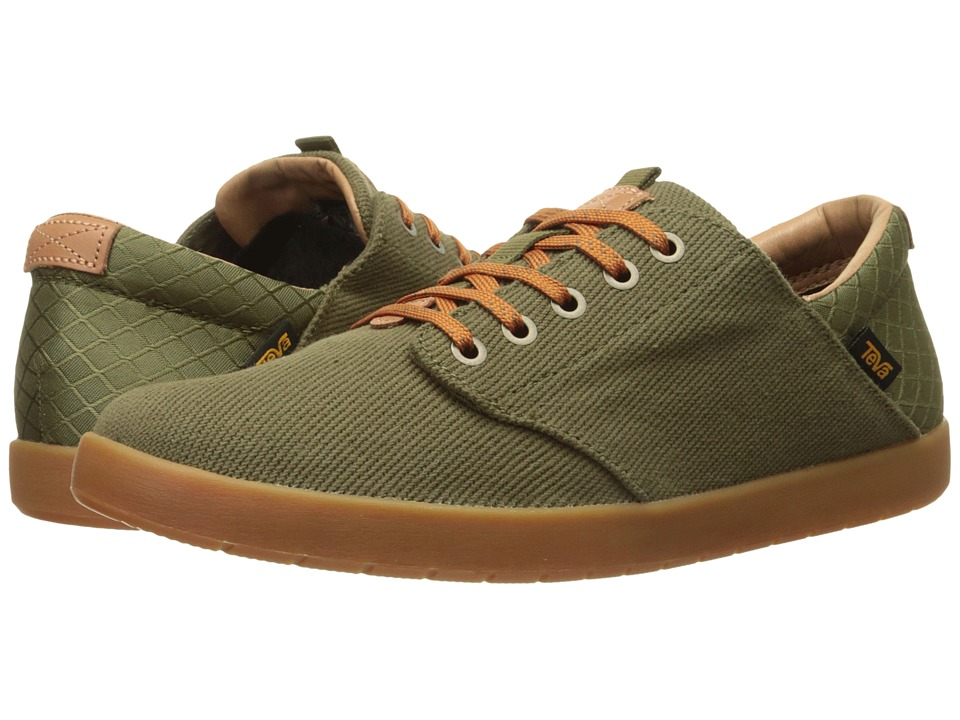 Teva Sterling Lace (Olive) Men