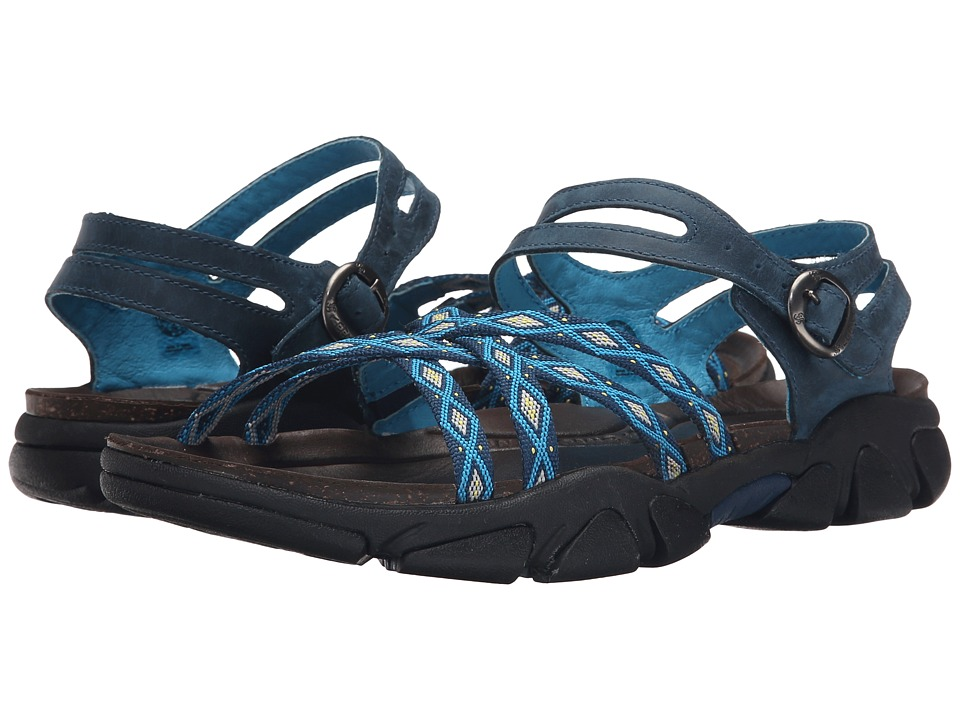 Keen - Naples II Webbing (Poseidon) Women's Shoes