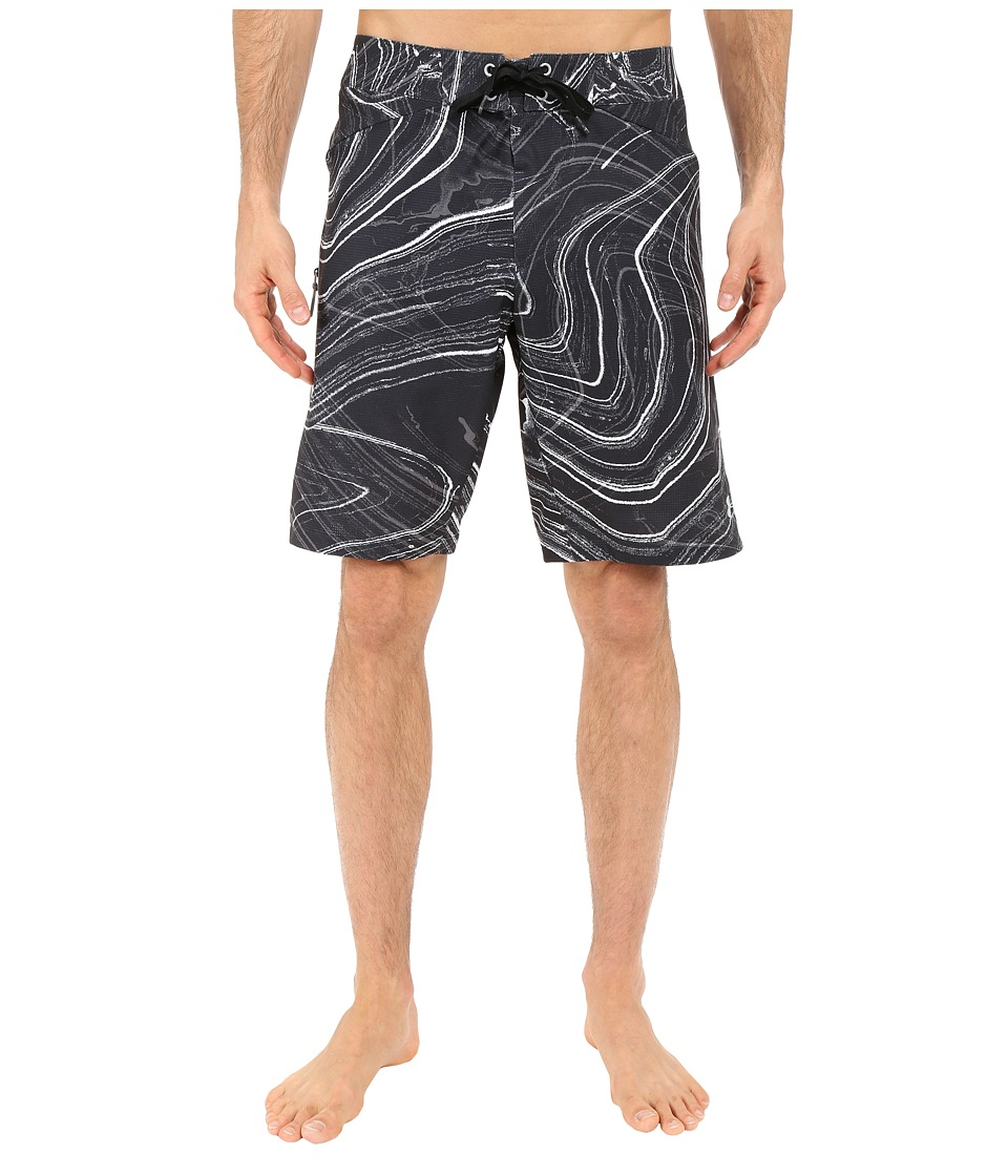 Under Armour - UA Armourvent Boardshorts (Amalgam Gray) Men's Swimwear