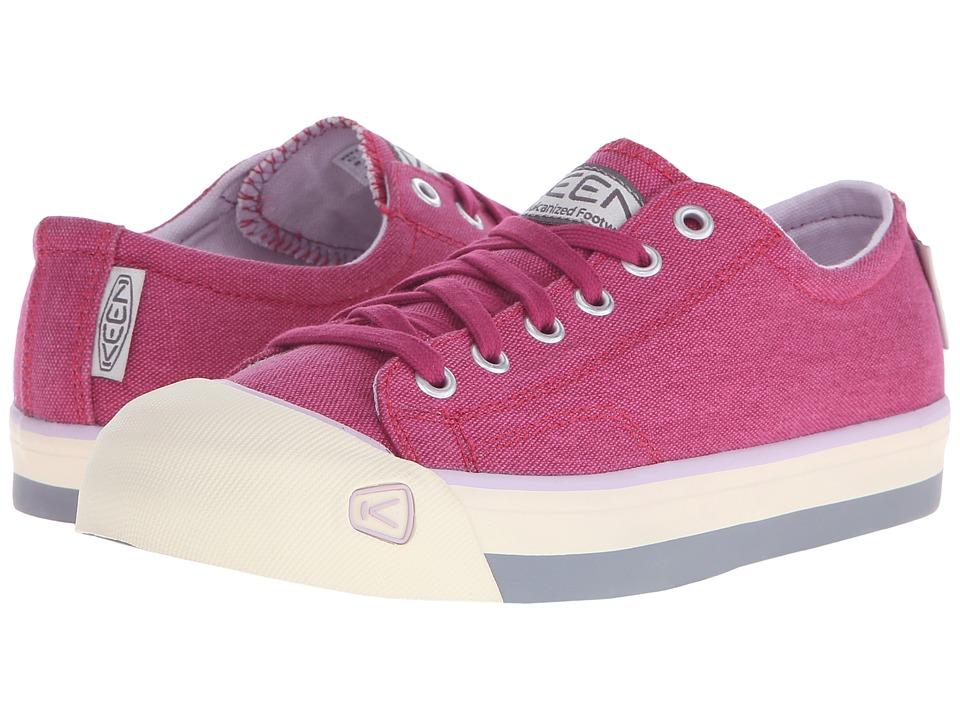 Keen - Coronado (Sangria) Women's Lace up casual Shoes