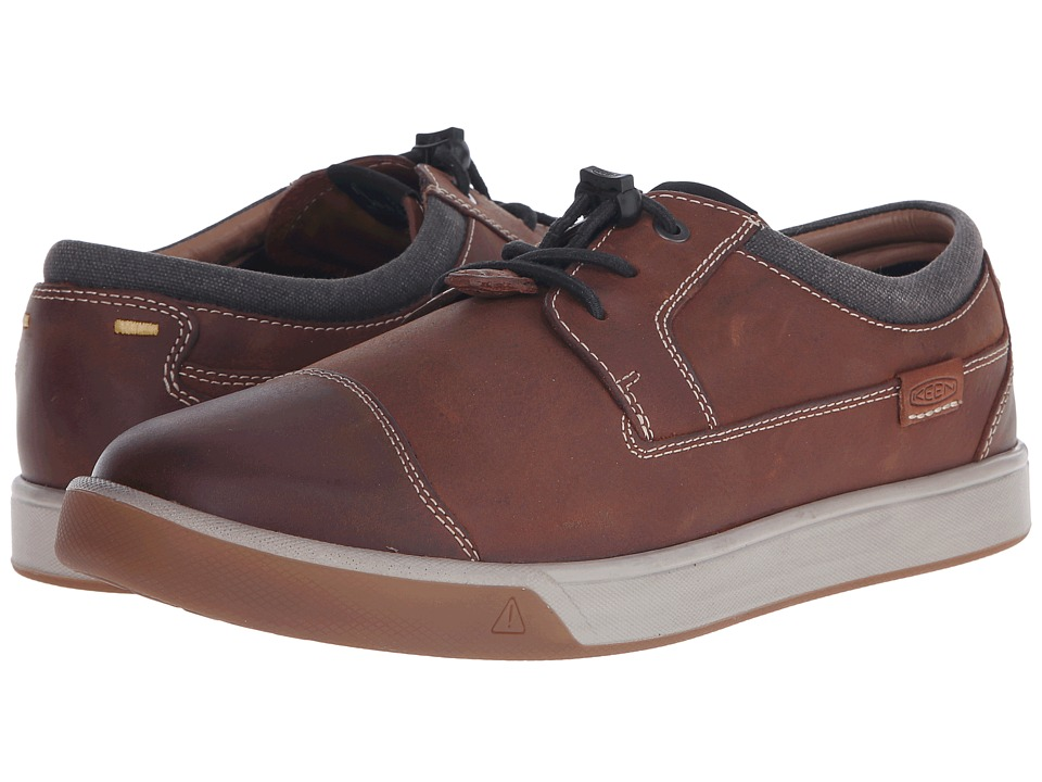 Keen - Glenhaven (Tortoise Shell) Men's Shoes