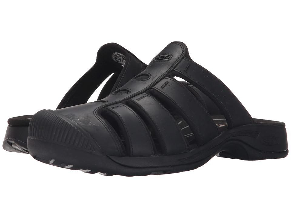 Keen - Reisen Aruba (Black) Men's Shoes