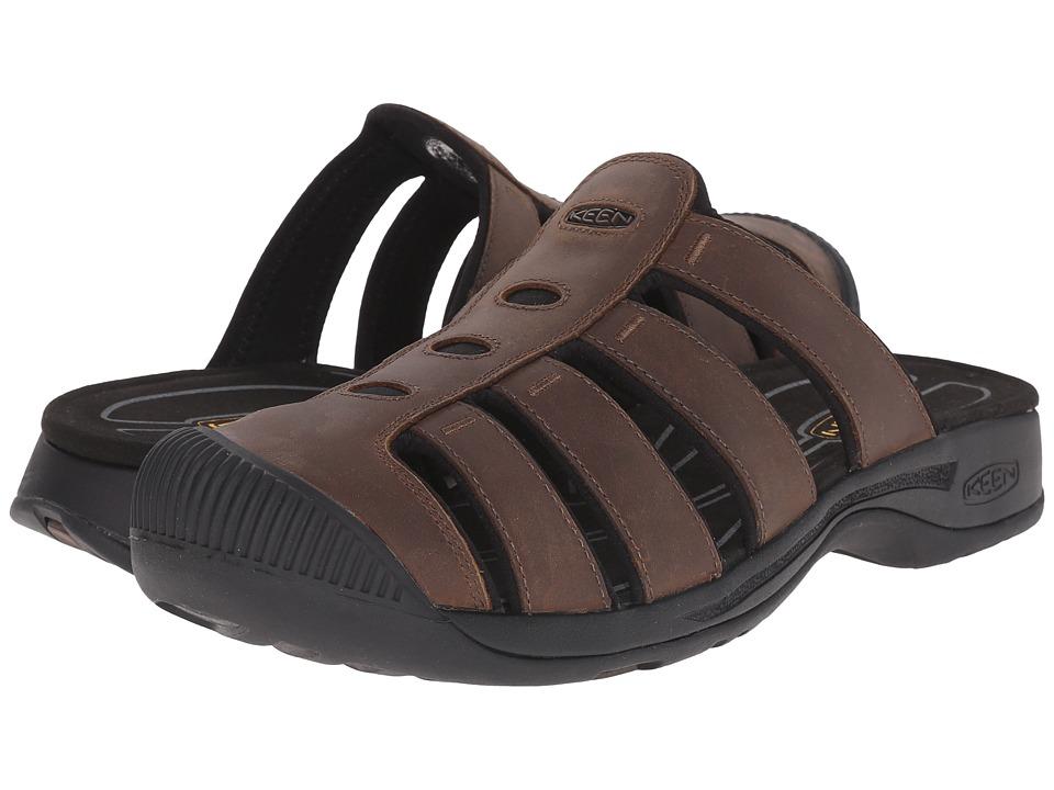 Keen - Reisen Aruba (Brown) Men's Shoes