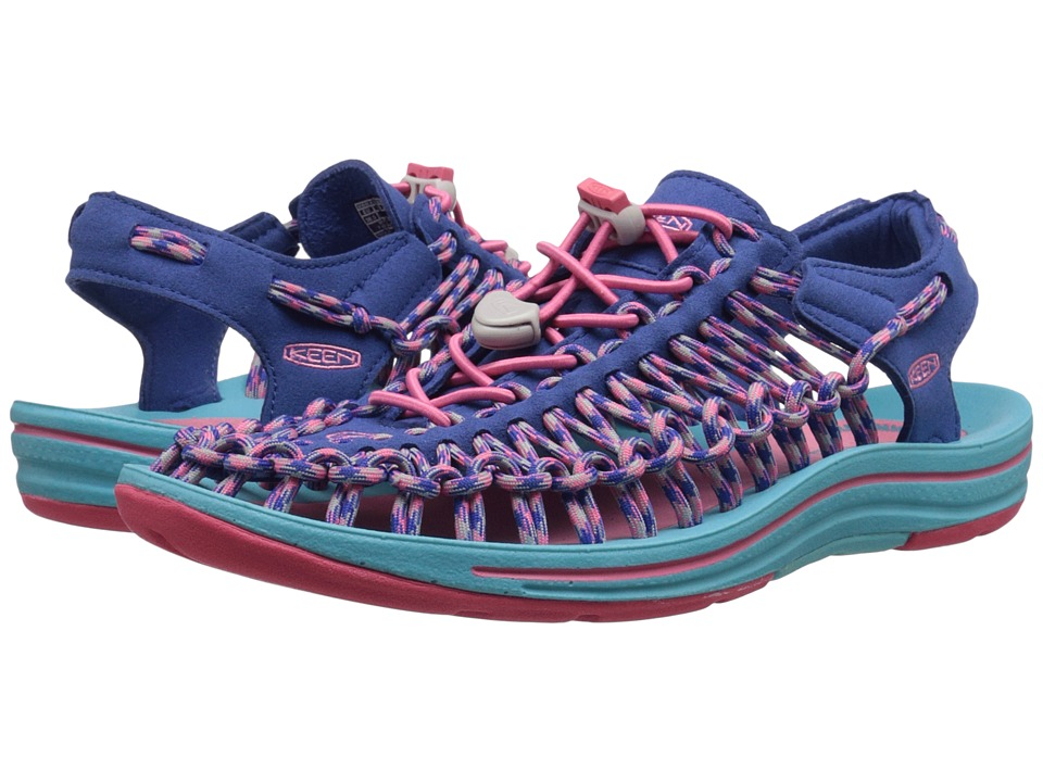 Keen - Uneek (True Blue/Camellia Rose) Women