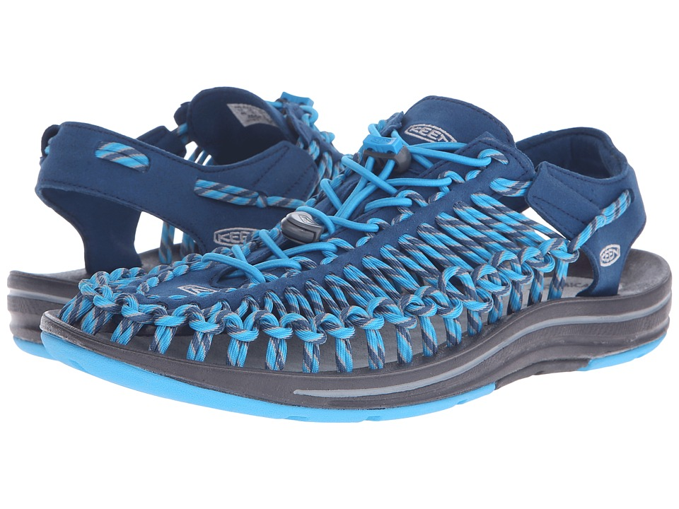 Keen - Uneek (Poseidon/Blue Danube) Men's Shoes