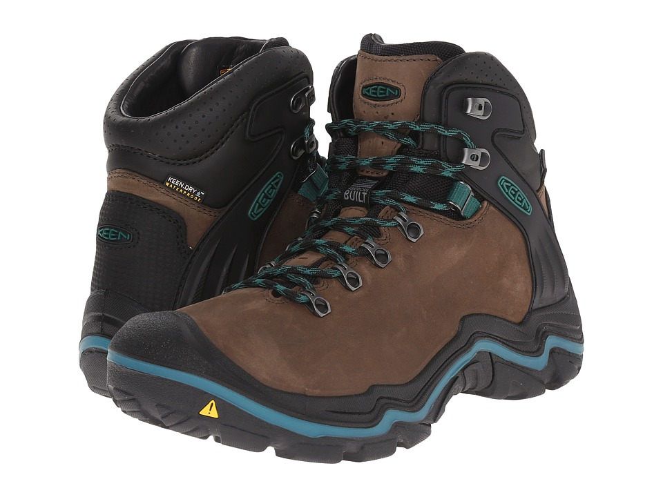 Keen - Liberty Ridge (Bison/Everglade) Women