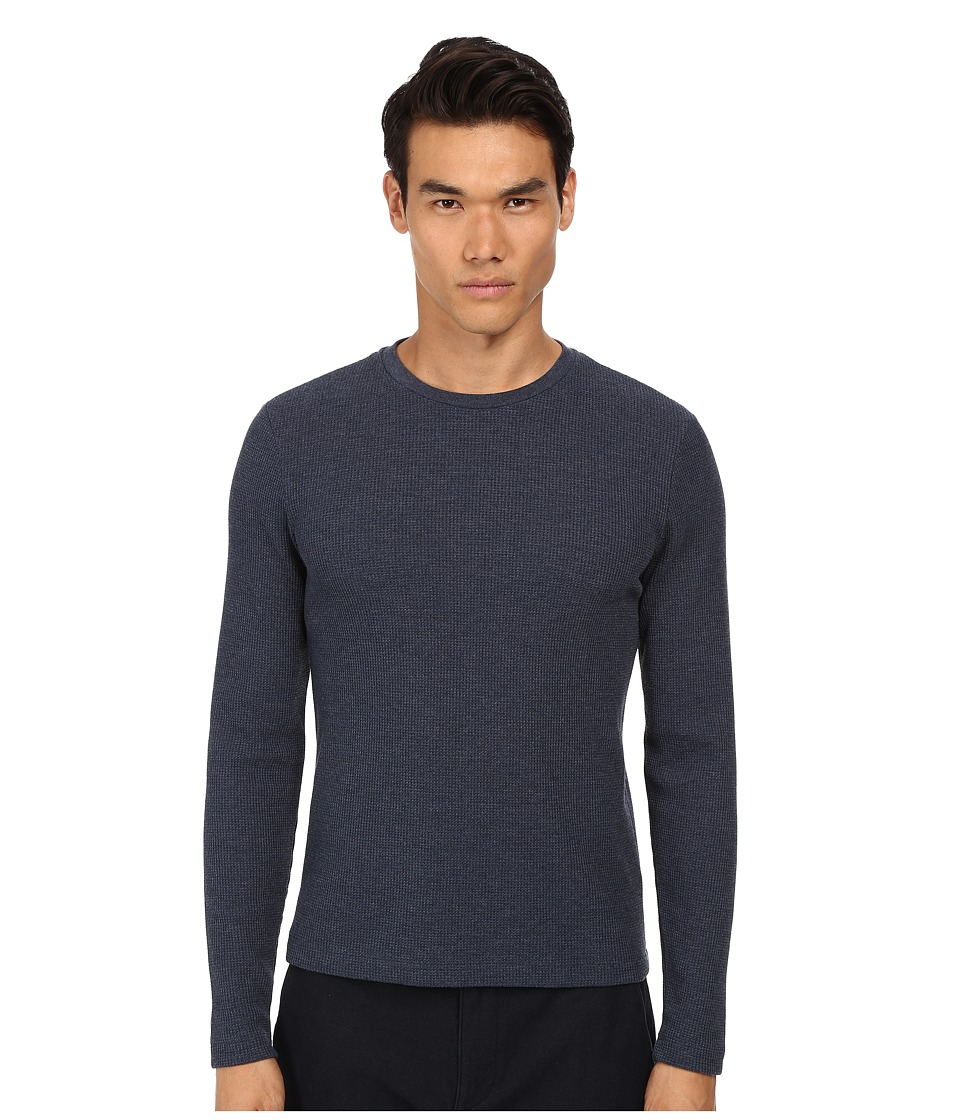 Theory - Koree LY.Excavate Melange (Surface Heather) Men's Sweater
