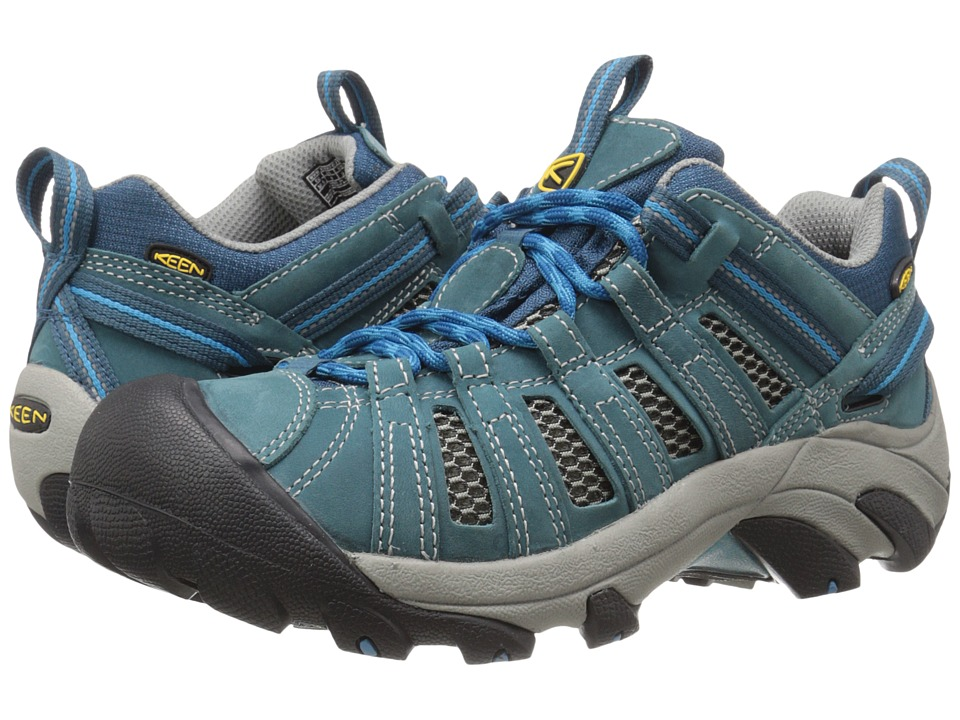 Keen - Voyageur (Ink Blue/Blue Danube) Women's Shoes