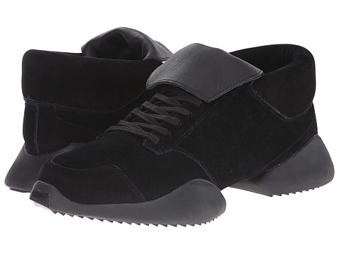 adidas by Rick Owens - Rick Owens Runner (Core Black/Core Black/Core Black) Lace up casual Shoes