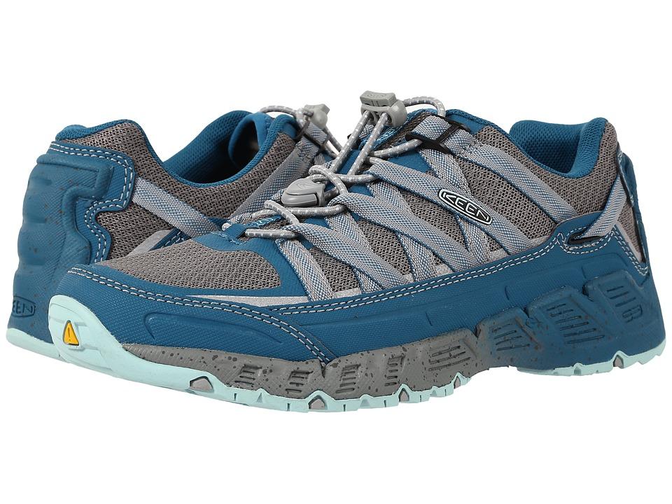 Keen - Versatrail (Ink Blue/Eggshell Blue) Women's Shoes