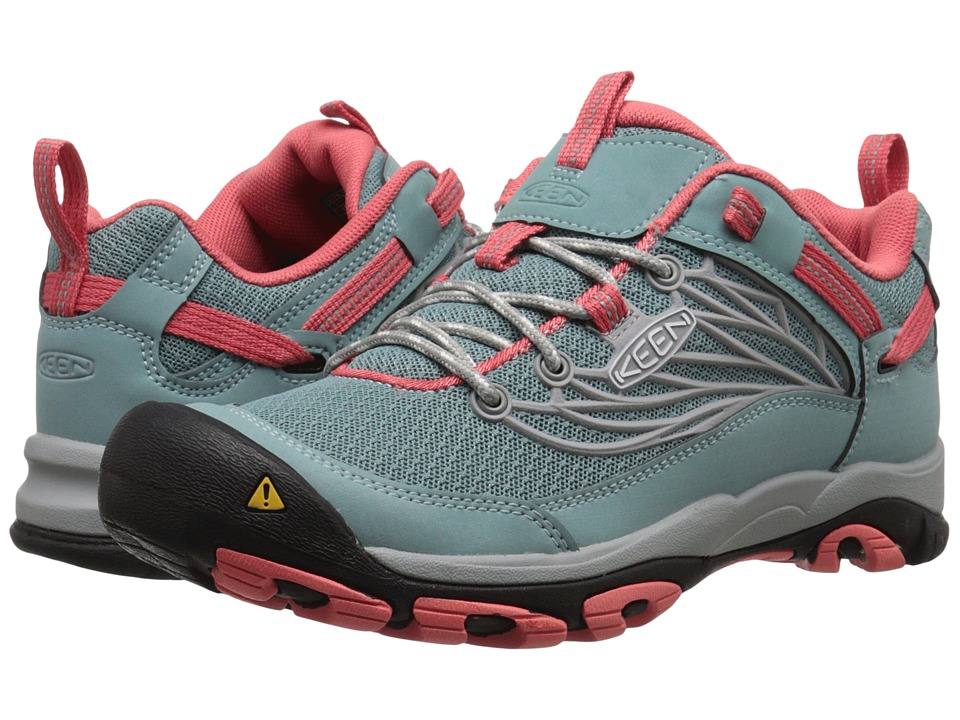 Keen - Saltzman (Mineral Blue/Rose) Women's Shoes