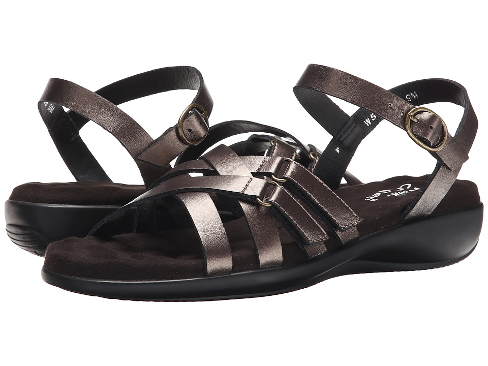 Walking Cradles - Sleek (Bronze) Women's Sandals