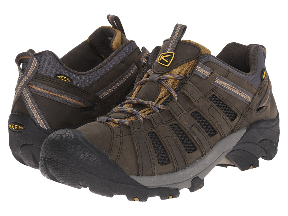Keen - Voyageur (Raven/Bronze Mist) Men's Shoes