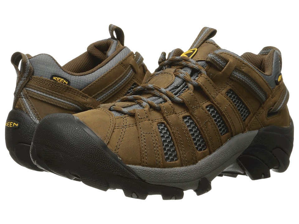 Keen - Voyageur (Dark Earth/Gargoyle) Men's Shoes