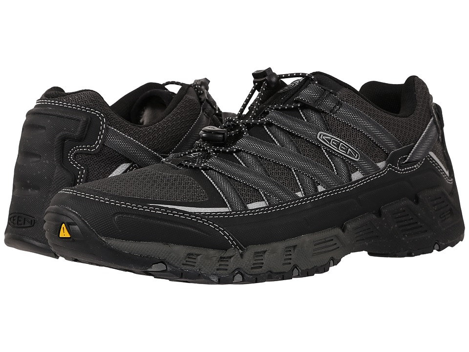 Keen - Versatrail (Black/Raven) Men's Shoes