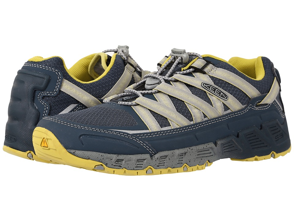 Keen - Versatrail (Midnight Navy/Warm Olive) Men's Shoes
