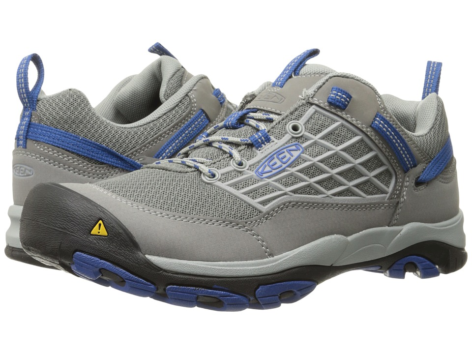 Keen - Saltzman (Gargoyle/True Blue) Men's Shoes