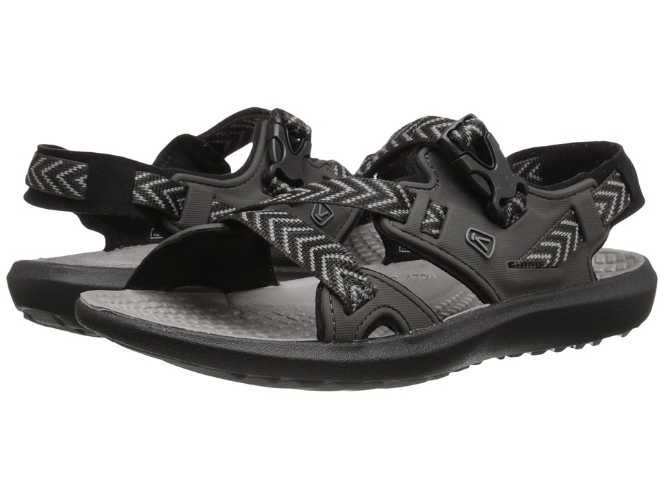 Keen - Maupin (Raven/Gargoyle) Women's Shoes