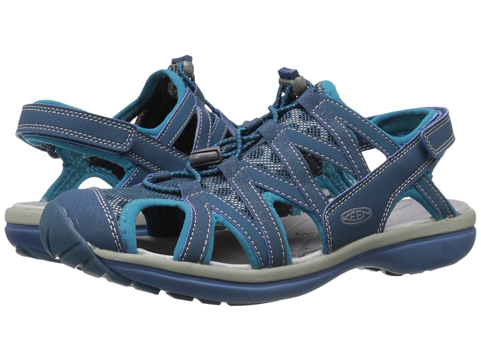 Keen - Sage Sandal (Poseidon/Ink Blue) Women's Sandals