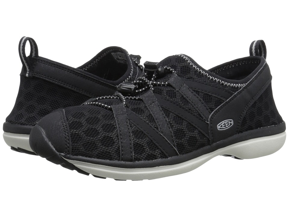 Keen - Sage Slip (Black/Neutral Gray) Women's Sandals