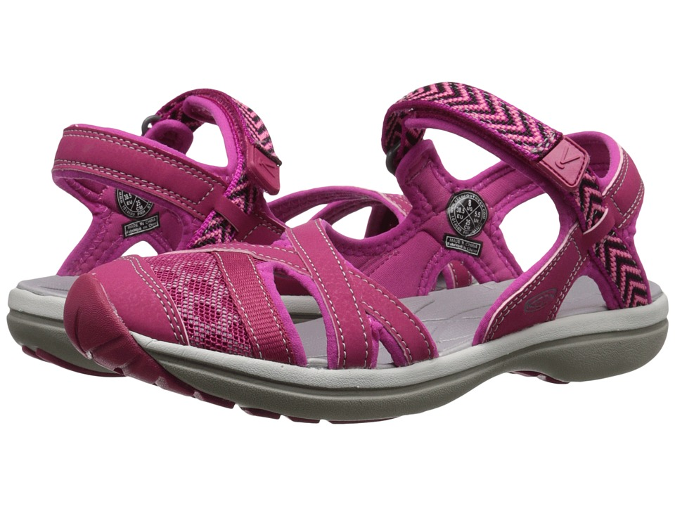 Keen - Sage Ankle (Sangria/Very Berry) Women's Shoes