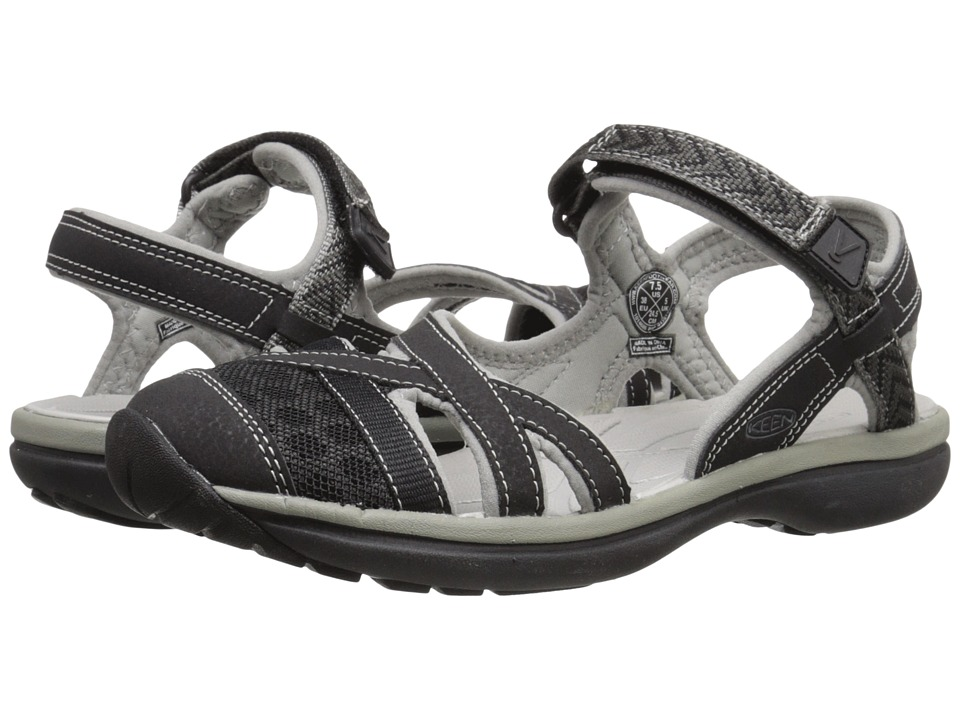 Keen Sage Ankle (Black/Neutral Gray) Women