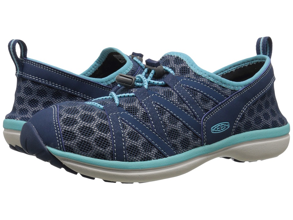 Keen - Sage Slip (Poseidon/Ink Blue) Women's Sandals