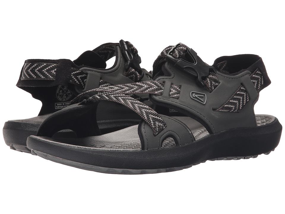 Keen - Maupin (Raven/Gargoyle) Men's Shoes
