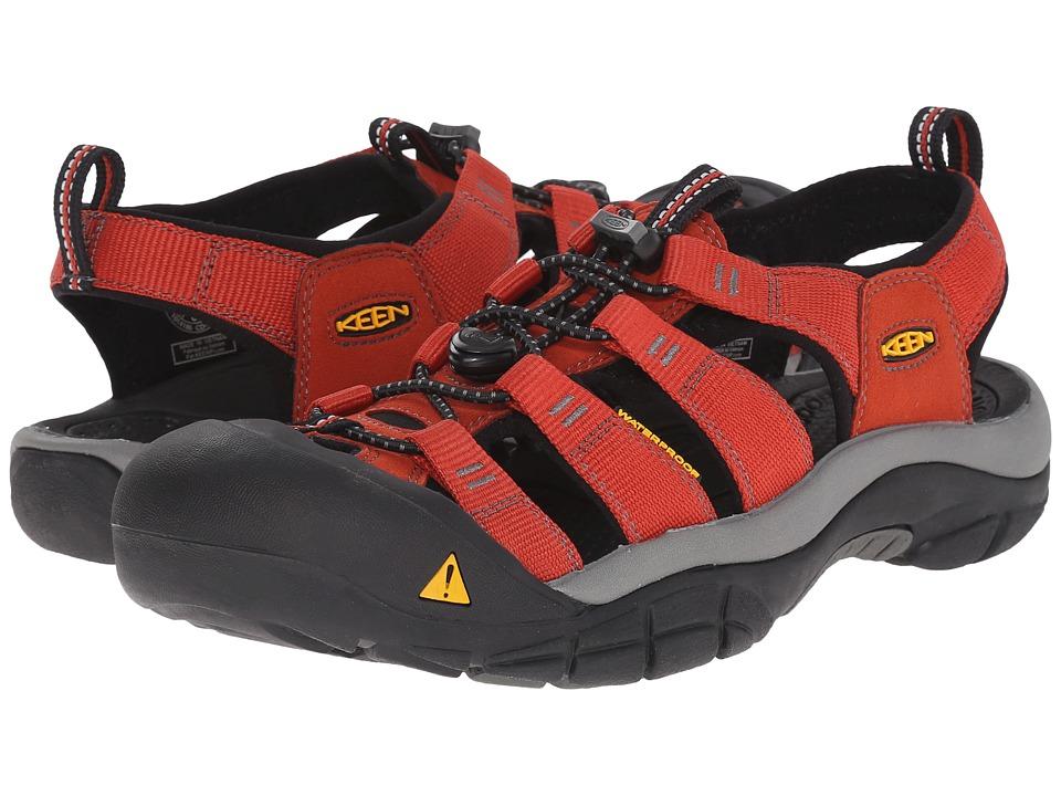 Keen - Newport H2 (Gargoyle/Bossa Nova) Men's Sandals