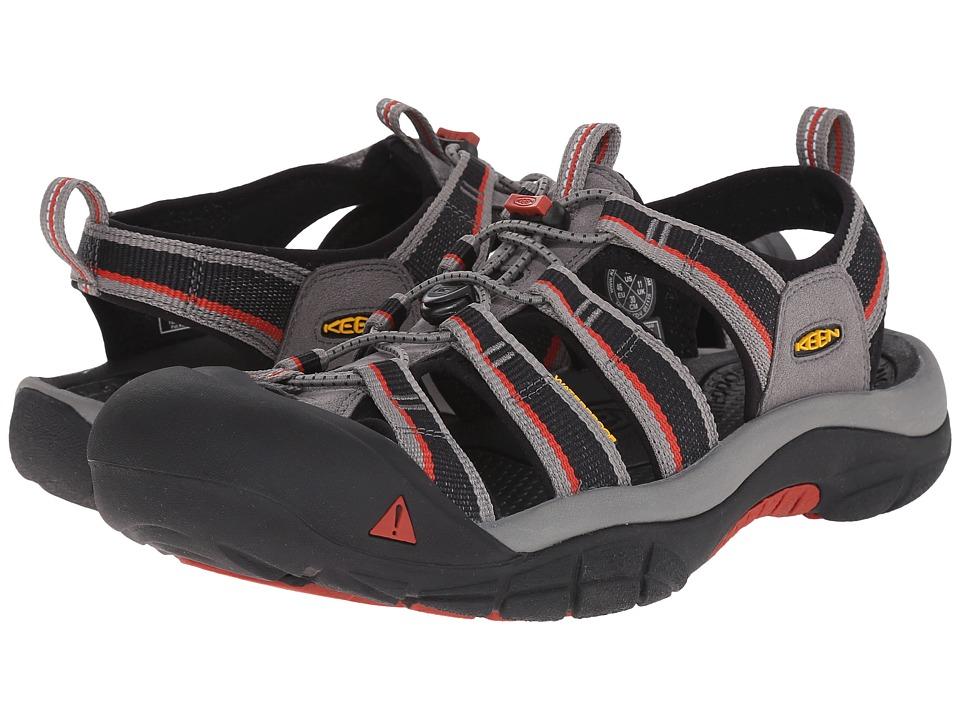 Keen - Newport H2 (Bossa Nova/Gargoyle) Men's Sandals