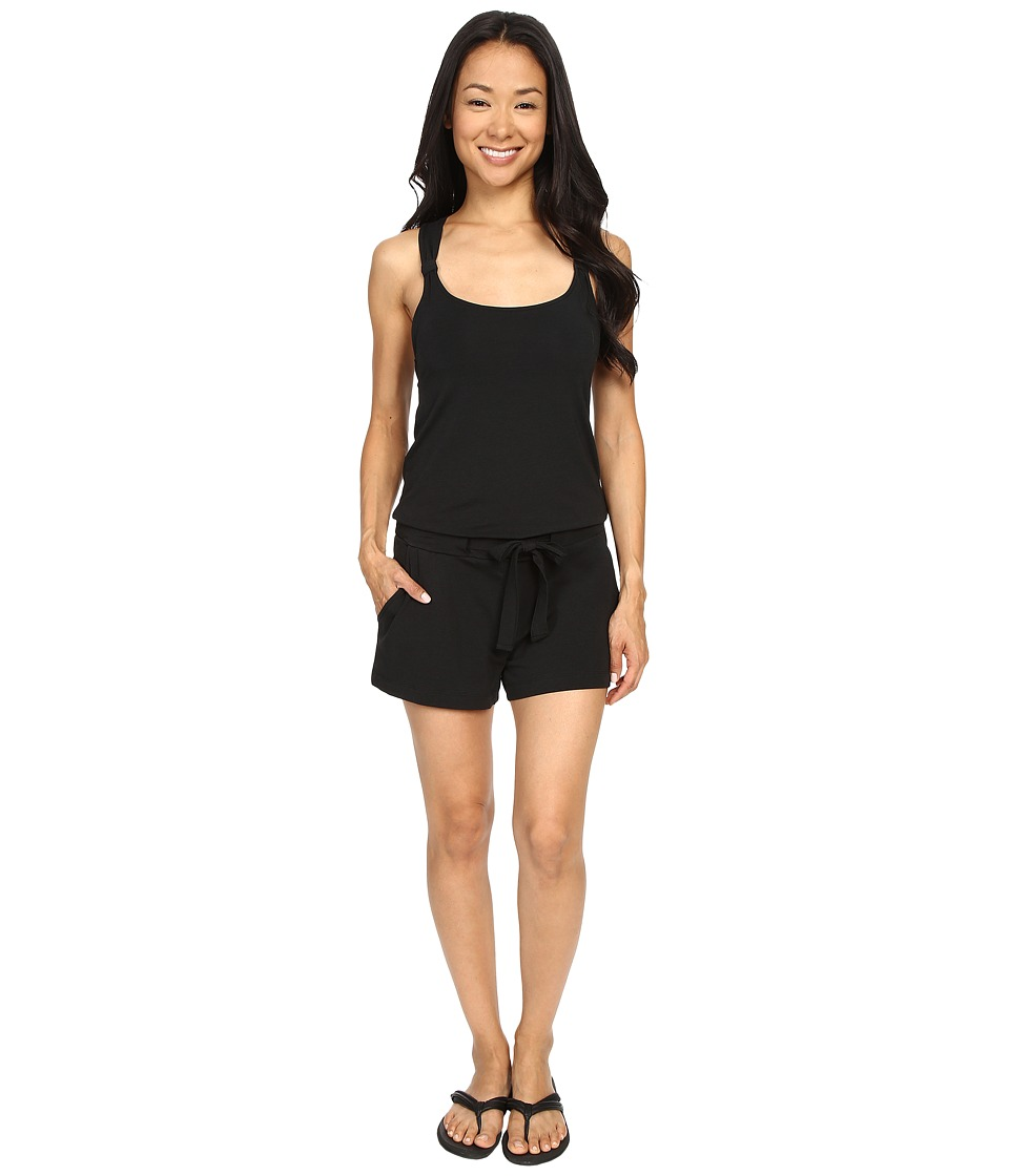 Lole - Jamillia Romper (Black) Women's Jumpsuit & Rompers One Piece
