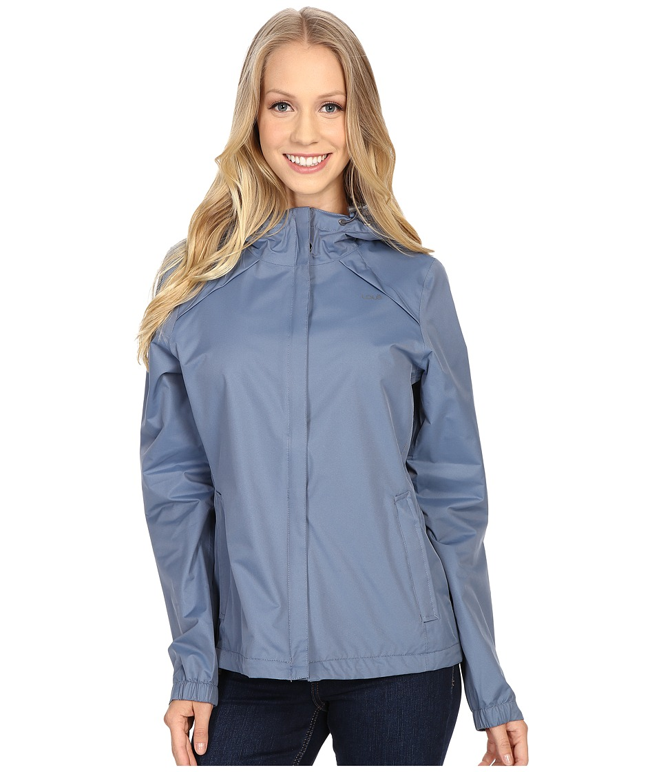 Lole - Cumulus Jacket (Mirtillo Blue) Women's Coat