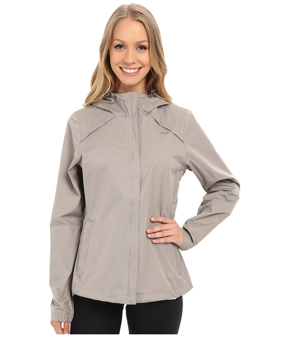Lole - Cumulus Jacket (Warm Grey) Women's Coat
