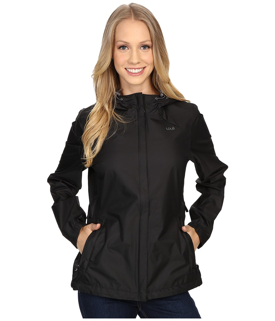 Lole - Cumulus Jacket (Black) Women's Coat