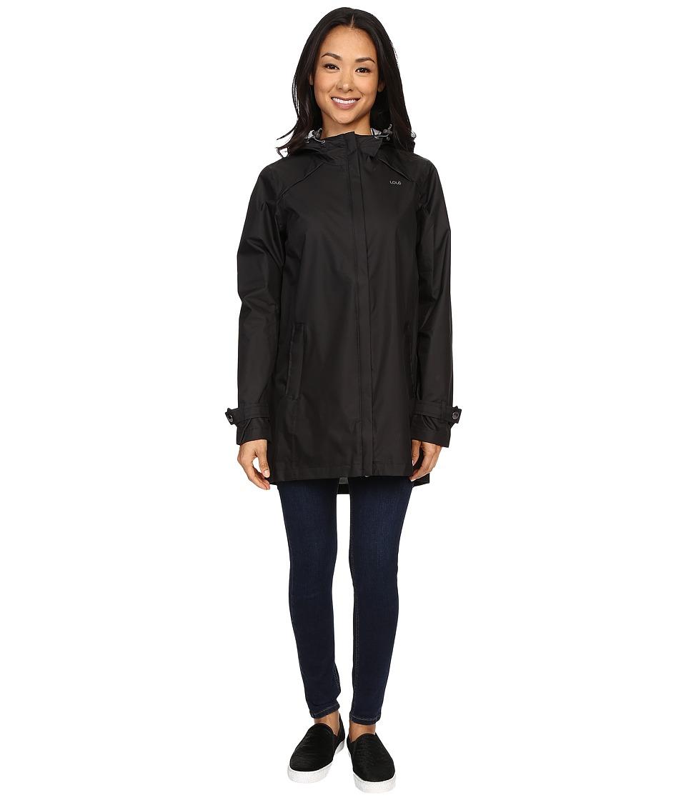Lole - Stratus Jacket (Black) Women's Coat