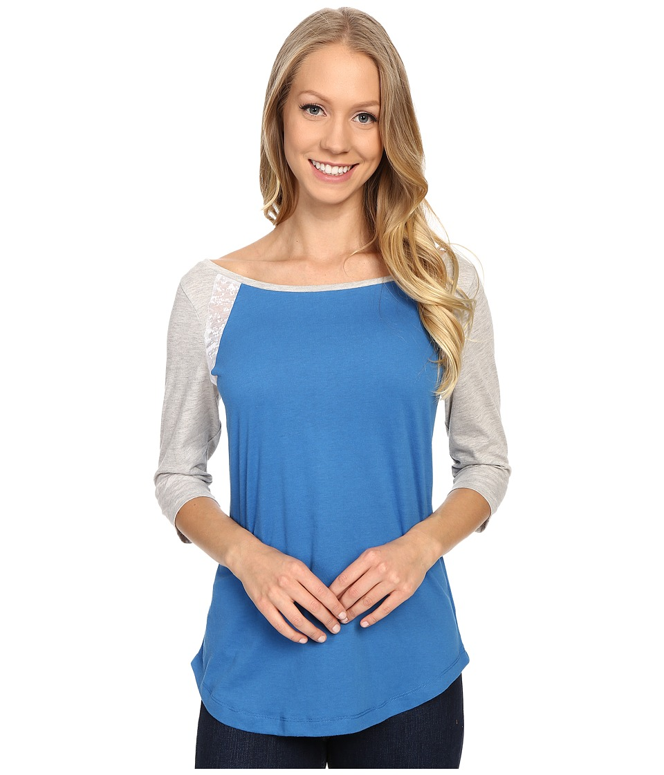 Lole Lita Tee (Vallarta Blue) Women