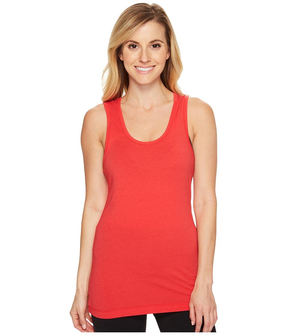 Lole - Pinnacle Tank Top (Ruby) Women's Sleeveless
