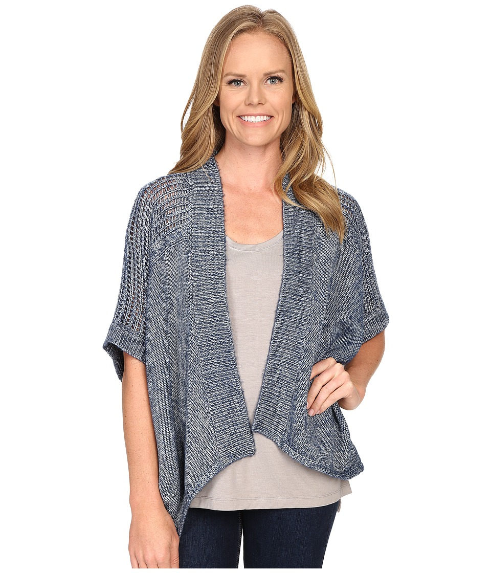 Lole - Toni Cardigan (Dark Denim) Women's Sweater