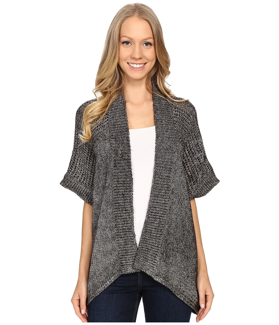 Lole - Toni Cardigan (Black) Women's Sweater