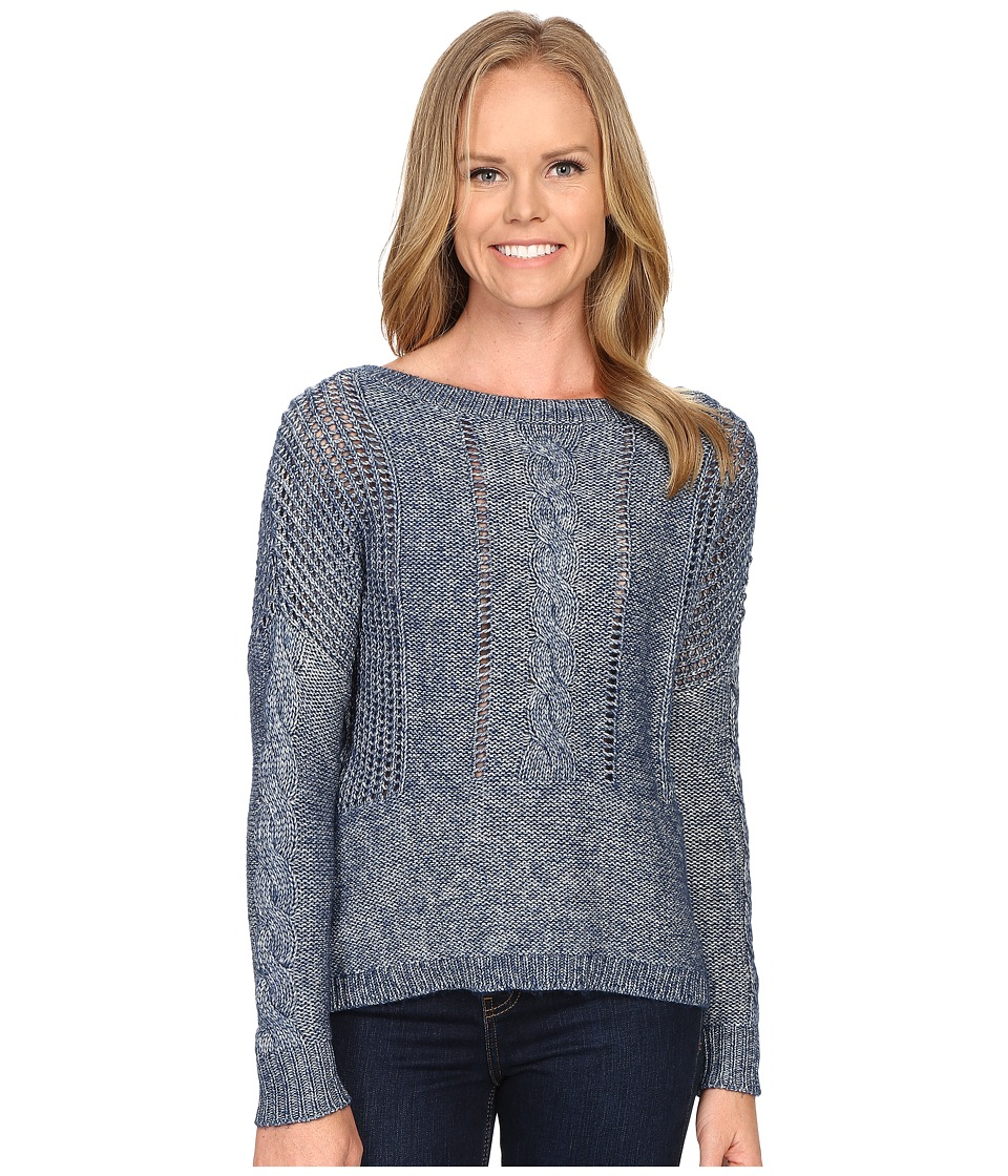 Lole - Taraji Sweater (Dark Denim) Women's Sweater