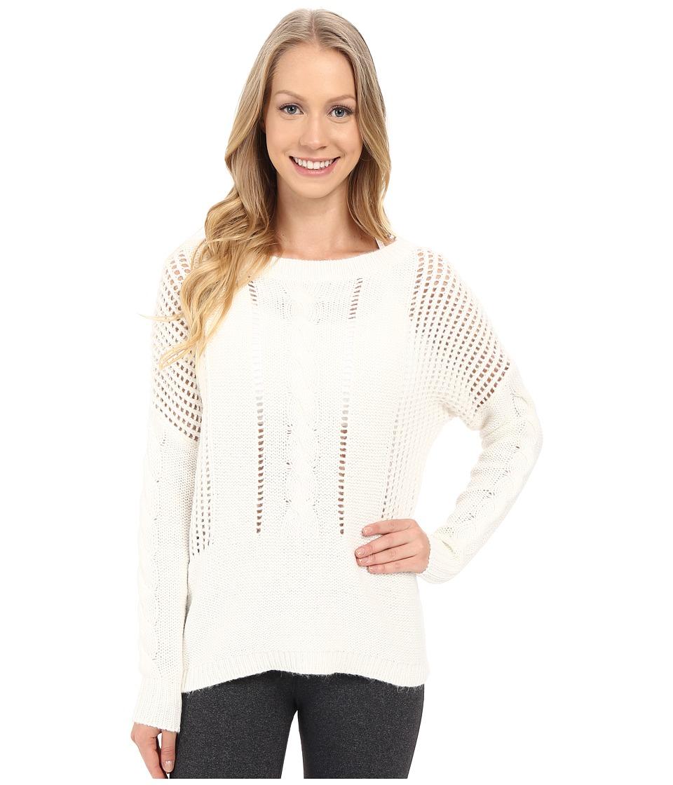 Lole Taraji Sweater (White) Women